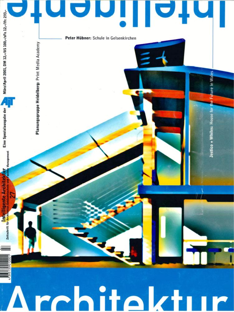 Fachzeitschrift Intelligente Architektur Ausgabe März-April 2001