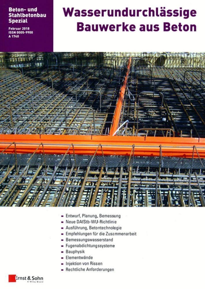 Beton- und Stahlbetonbau, vol. 113