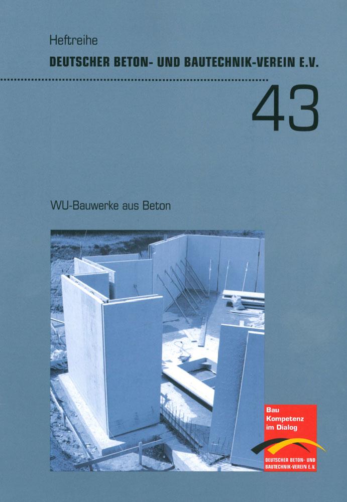 Wu-Bauwerke aus Beton